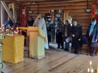 Священнослужитель епархии встретился с родственниками погибших в авиакатастрофе
