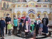 Паломнической службой Камчатской епархии организована экскурсия для детей, оставшихся без попечения родителей