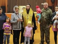 Архипастырский визит в Мильковский район