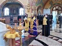 Праздник в честь святого праведного воина Феодора, адмирала Российского
