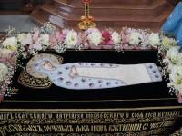 Всенощное бдение с чином погребения Пресвятой Богородицы