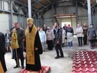 Глава Епархии посетил село Мильково