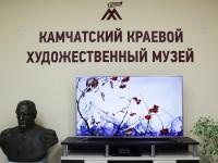 Представитель епархии принял участие в открытии юбилейной выставки художника Вячеслава Говорова