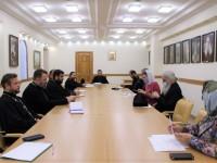 Состоялась встреча оргкомитета по подготовке празднования 800-летия благоверного князя Александра Невского