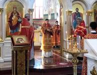 Литургия в день Усекновения главы Пророка, Предтечи и Крестителя Господня Иоанна