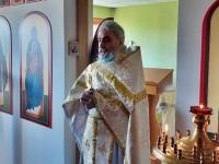 В День трезвости в храме при отделении реабилитации наркологического диспансера совершена Божественная литургия
