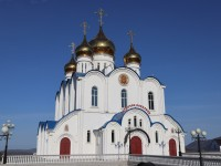 В Камчатскую епархию будет доставлена икона с частицей мощей святого благоверного князя Александра Невского