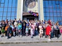 Открытие 8 творческого сезона Духовно-просветительского центра «Сретение»