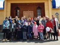 Начались занятия в воскресных школах города
