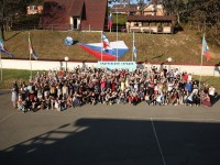 Участники Камчатского православного молодежного движения посетили форум Андреевский городок