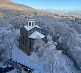 Продолжается строительство храма в честь святой Матроны Московской