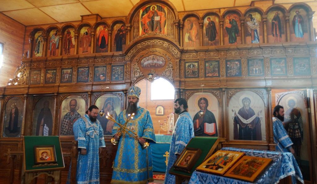 Состоялся Архипастырский визит Епископа Артемия в Усть-Камчатский муниципальный район