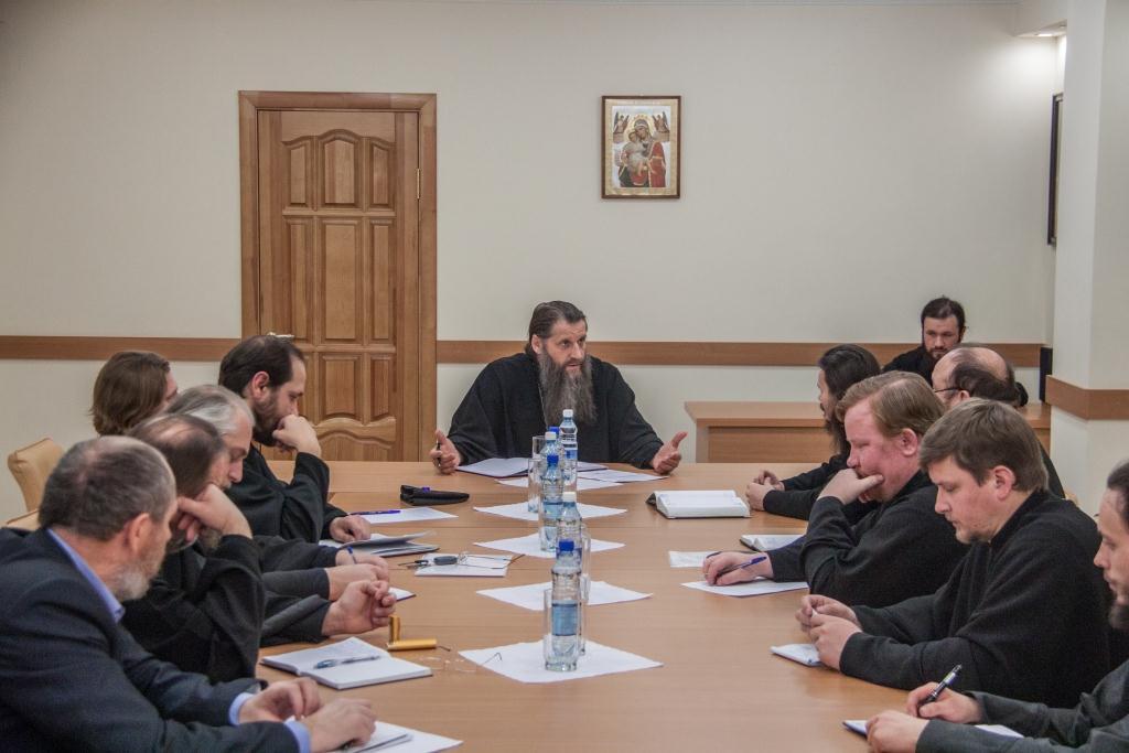 24-25 ноября в епархиальноим управлении состоялись встречи, посвященные проведению Регионального этапа Рождественских чтений в Камчатском крае