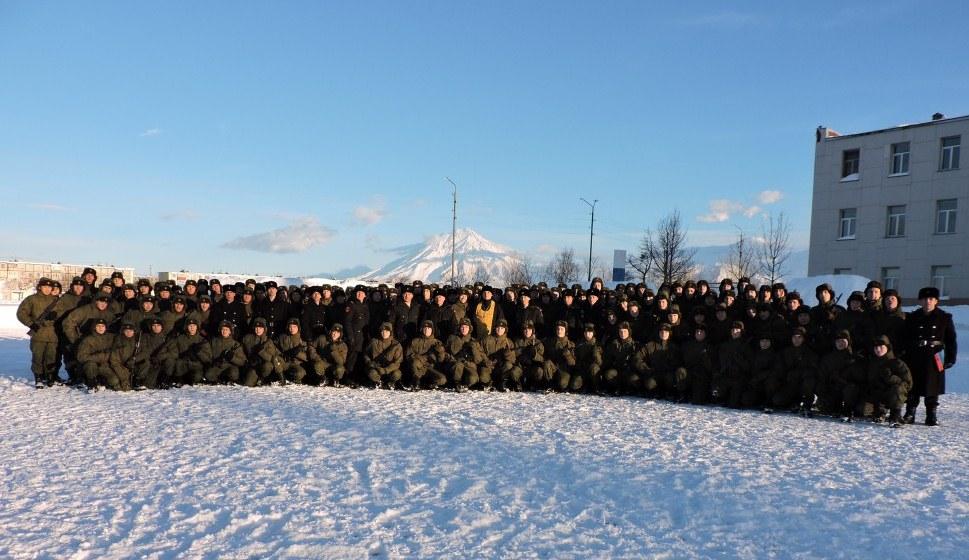 Все задачи бойцыуспешно выполнили, поскольку офицерский состав обладает высокой профессиональной подготовкой