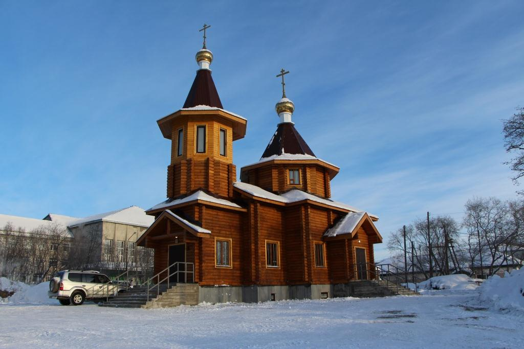 170 лет церкви во имя свт. Николая Чудотворца в пгт.Палана