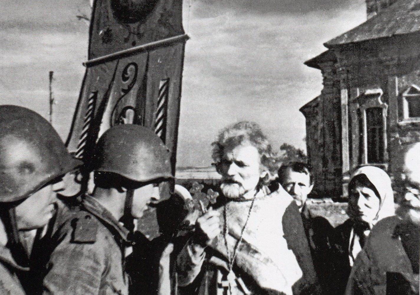 факта христиане во второй мировой войне договор