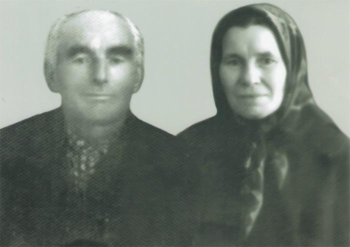 В.А. Мокшанов и Е.М. Мокшанова