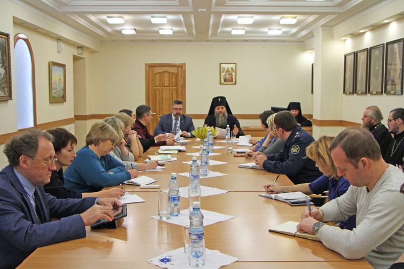 Оргкомитет Камчатского регионального этапа XXV Международных Рождественских образовательных чтений