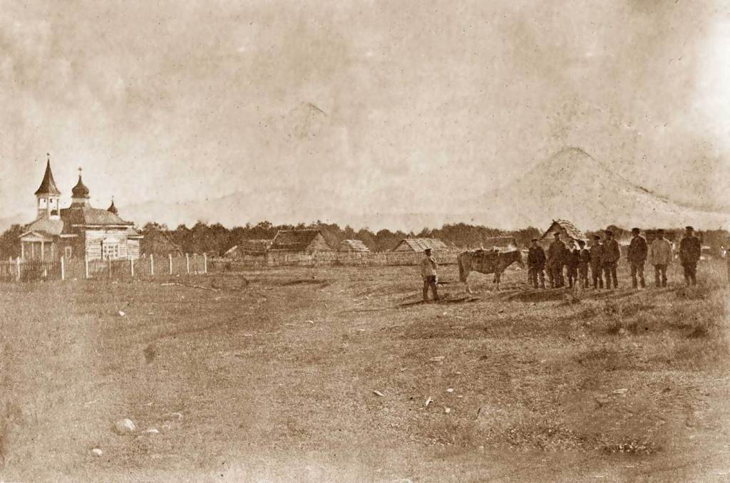 Мильковское селение, 1882 г.