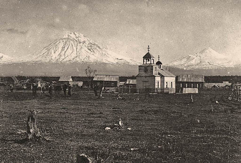 Храм в Елизово
