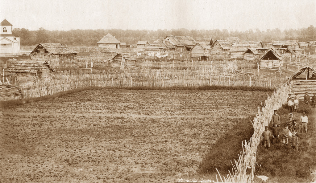 село Мильково