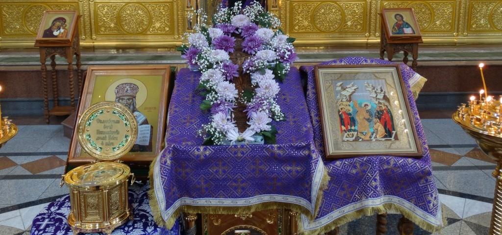 Камчатка молитвенно отпраздновала юбилей свт. Иннокентия, митр. Московского