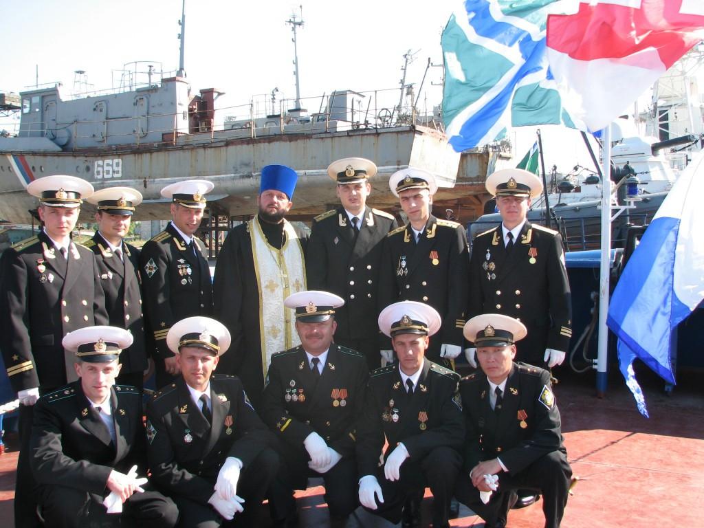 Экипаж Магаданца в походе
