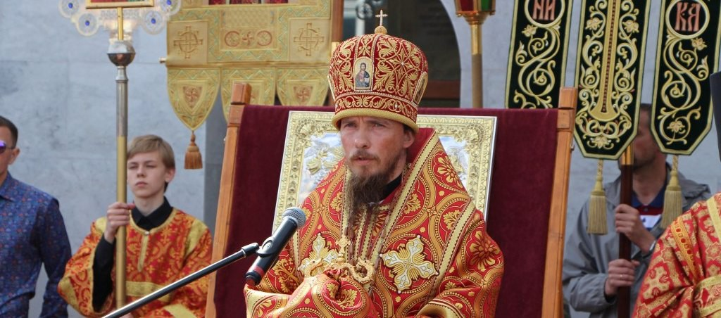 Престольный праздник Свято-Пантелеимонова монастыря
