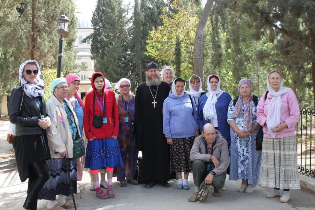Камчатские паломники
