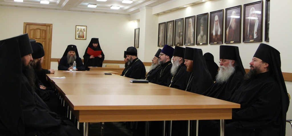 Клир и паства Камчатской епархии поддержали решения, принятые Священным Синодом в связи с антиканоническими действиями Константинопольского Патриархата