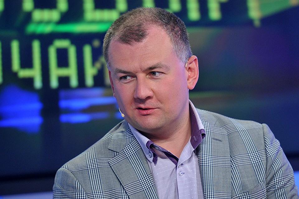 Профессор Роман Силантьев