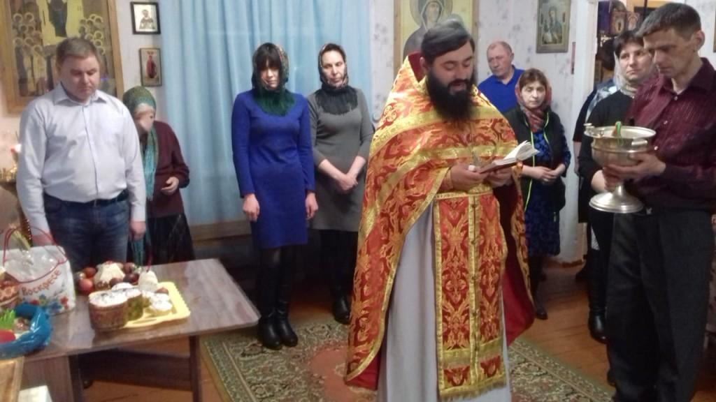Молельный дом в честь Успения Божией Матери п. Усть-Большерецк