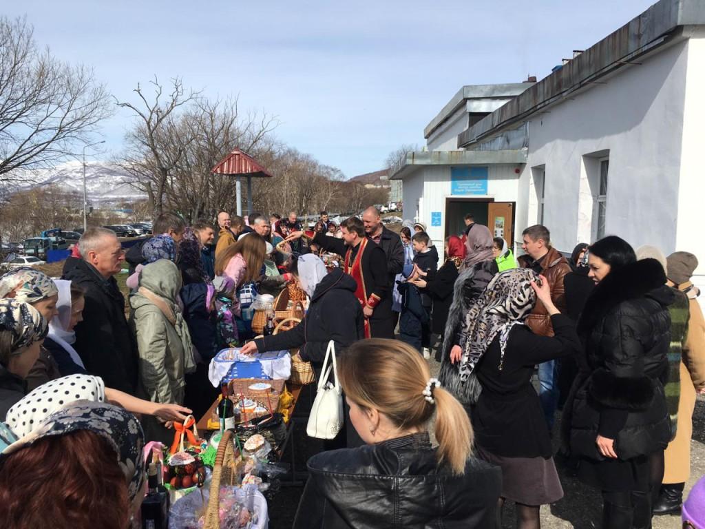 храм св.ап. Андрея Первозванного п. Рыбачий