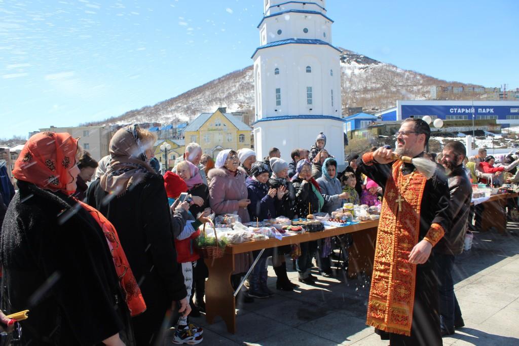Собор Святой Живоначальной Троицы г. Петропавловск-Камчатский