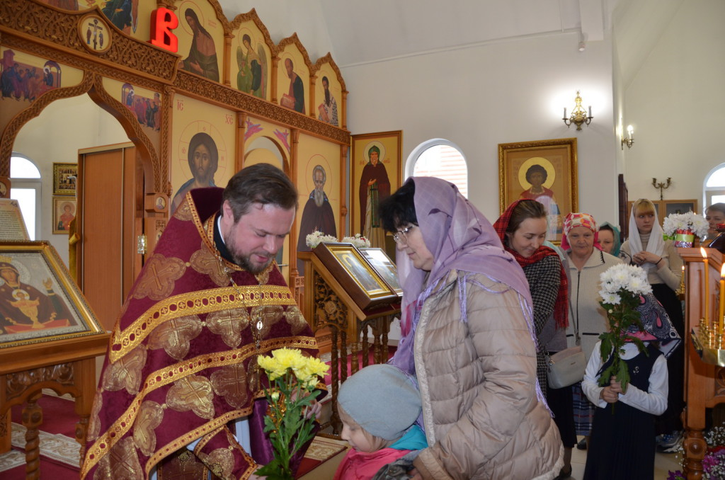 храм прп. Сергия Радонежского г. Петропавловск- Камчатский