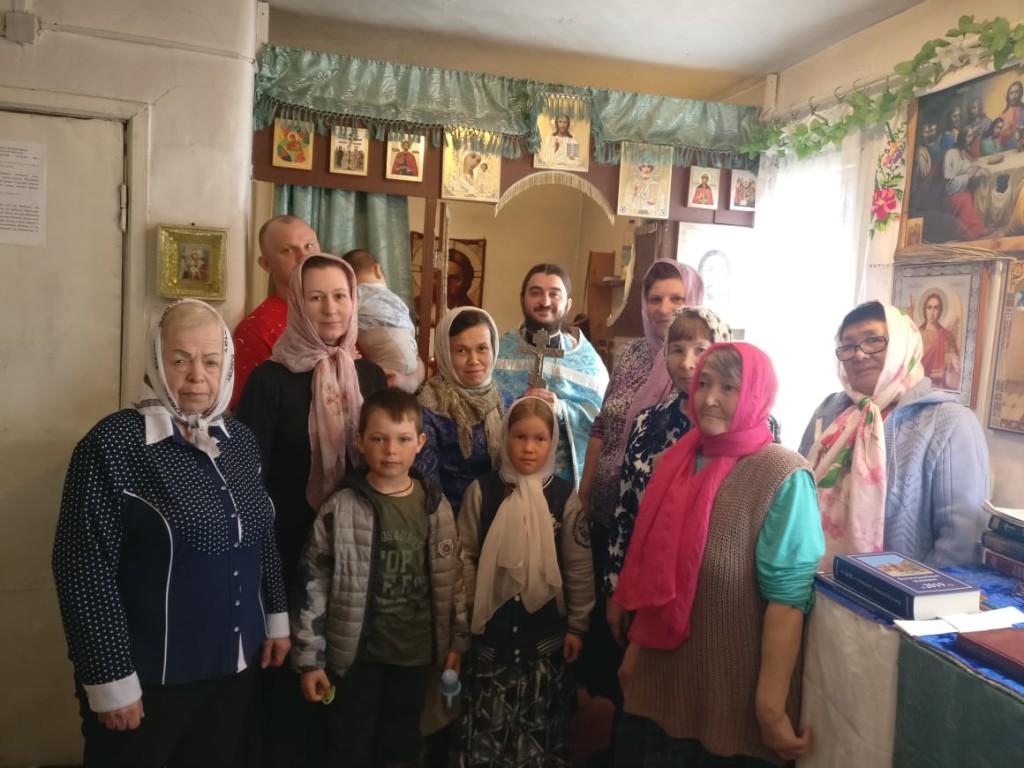 Община в честь Новомучеников и исповедников Российских  с. Каменское