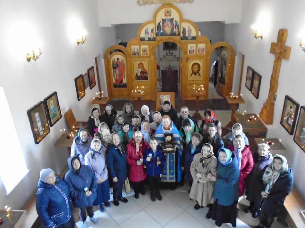 Усть-Хайрюзово. Крестовоздвиженский храм