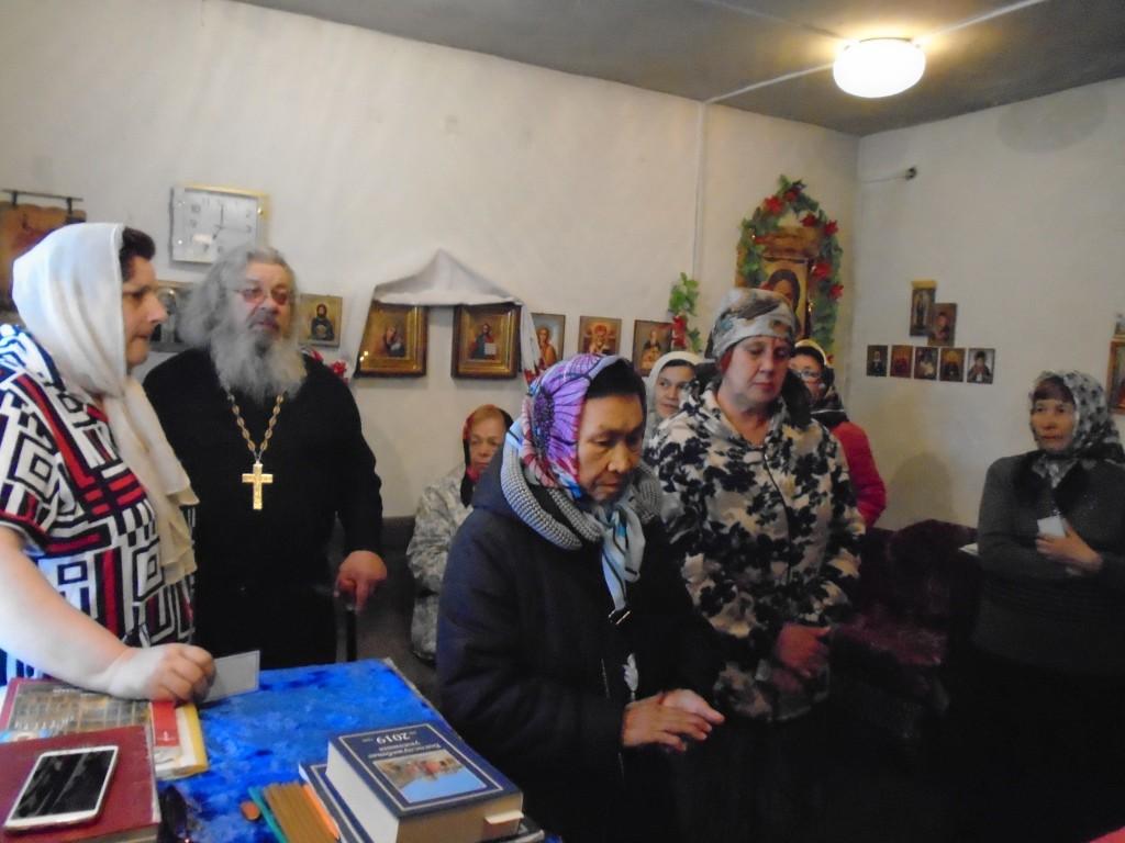 с. Каменское, приход Новомучеников и исповедников Российских