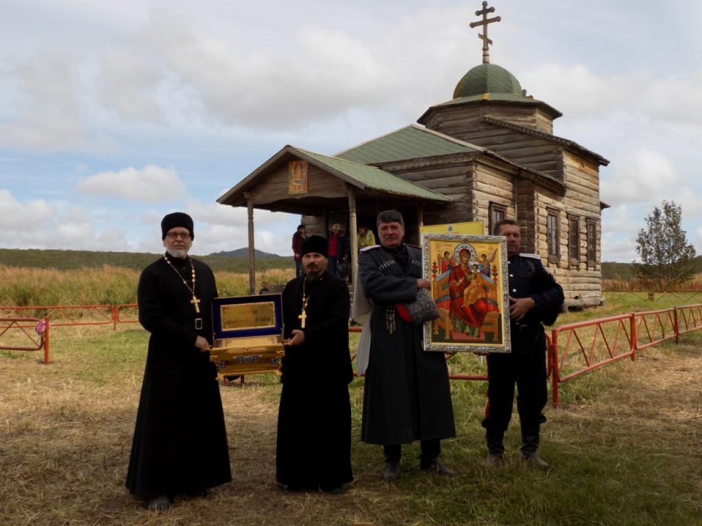 Миссионерская поездка в Усть-Камчатский и Мильковский район