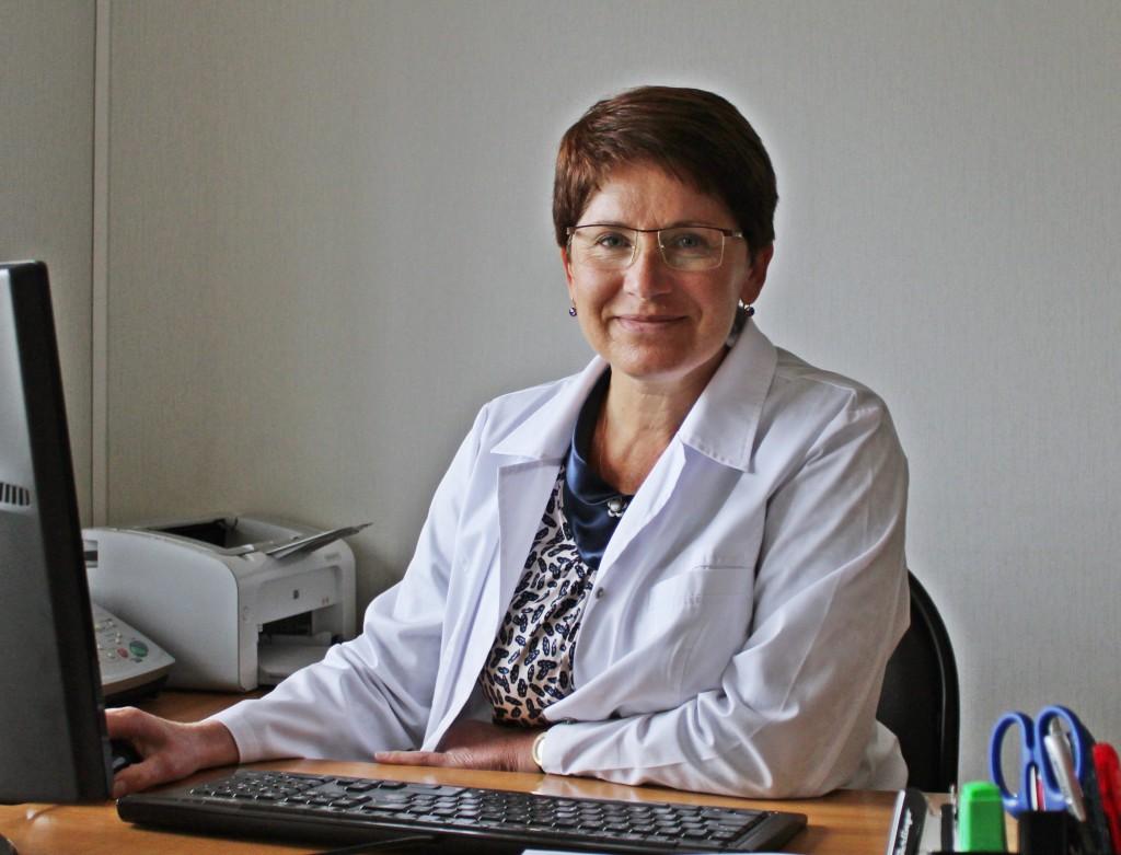 Анна Сергеевна Власова заведующая отделением медицинской реабилитации при Краевом наркодиспансере
