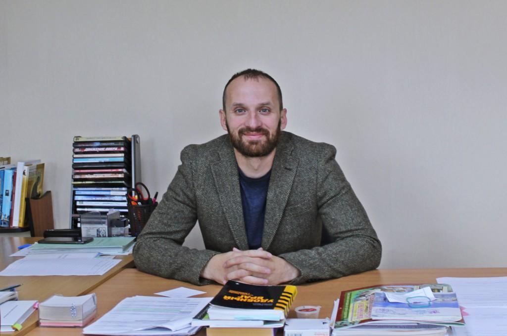 Психолог Евгений Валентинович Савельев