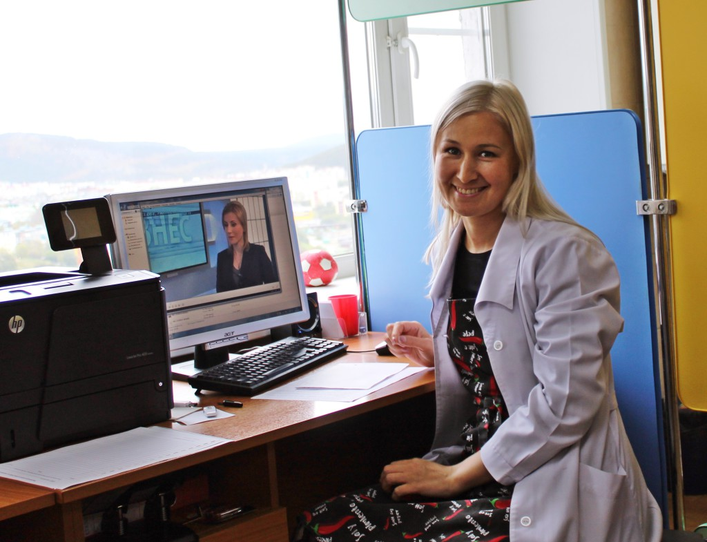психолог Олеся Сергеевна Сулаева