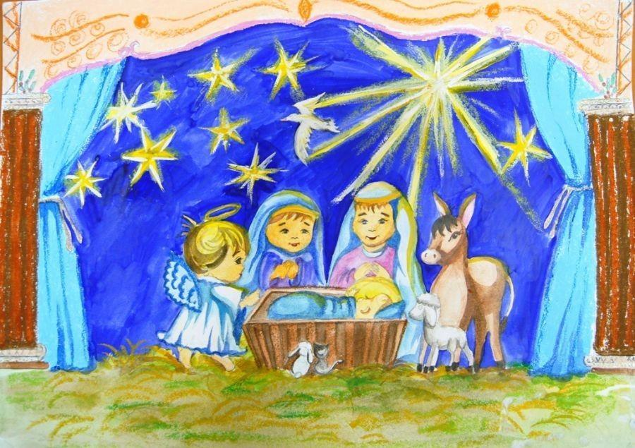 Под-рожд.звездой-картинка