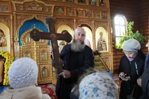 Храм Казанской иконы Божией Матери п. Авача
