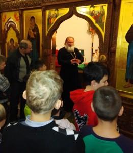 Экскурсия в храм св. Артемия Веркольского