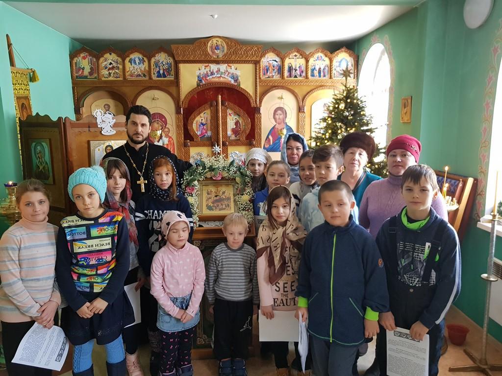 Храм прп Серафима Саровского г. Вилючинск