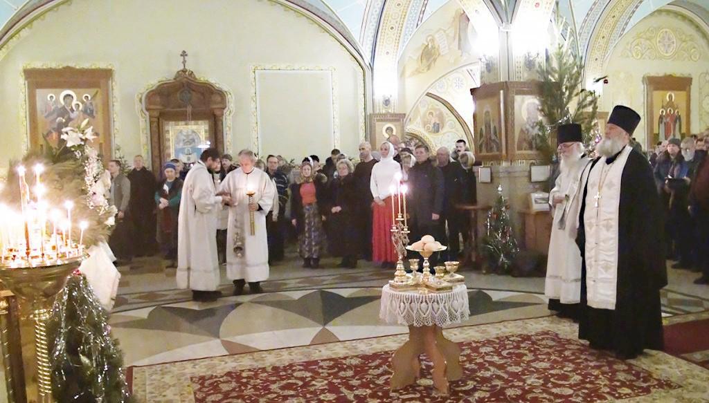 Свято-Троицкий кафедральный собор г. Петропавловск-Камчатский