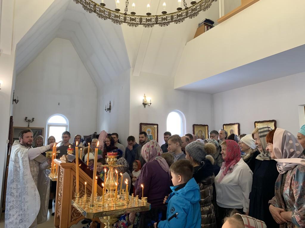 храм прп. Сергия Радонежского г. Петропавловск-Камчатский