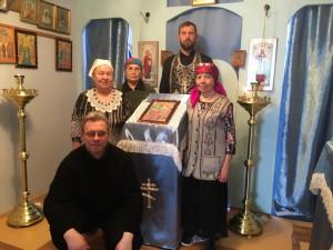 Приход Введения во храм Пресвятой Богородицы с. Шаромы