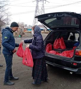 Служба помощи бездомным в честь св. Ксении Петербургской